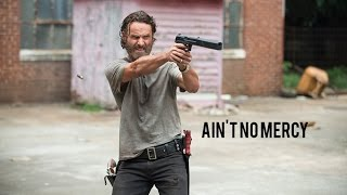The Walking Dead AIN T NO MERCY