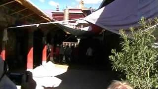 Монастырь Джоканг, Лхаса, Тибет(Экспедиция в Тибет - 2009 год. Монастырь Джоканг - www.spiriturs.com., 2009-08-13T14:07:07.000Z)