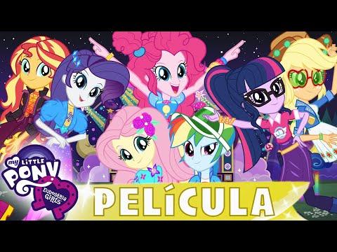 My Little Pony en español | Festival de música de las Estrella | PELÍCULA COMPLETA | Equestria Girls