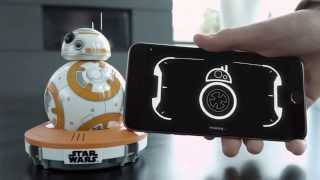 Sphero BB-8 App Controlled Star Wars Droid Toy