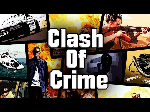 КЛОНЫ GTA - ИГРАЕМ В CLASH OF CRIME: MAD SAN ANDREAS