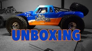 Vaterra Twin Hammers 1.9 DT RTR Unboxing