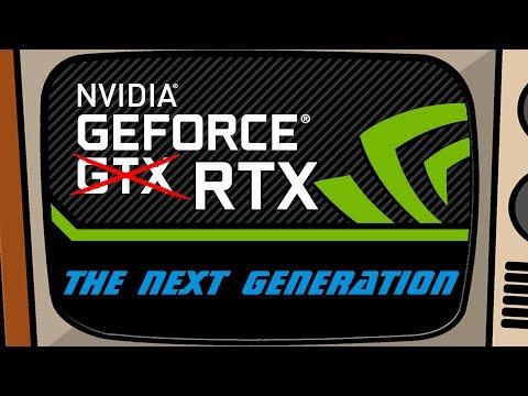NVIDIA RTX: Graphics Tech The Next Generation!