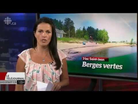 Extrait du Téléjournal Saguenay-Lac-Saint-Jean - ICI Radio Canada - 28 juin 2016