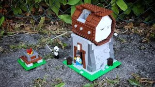 Lego Clash of Clans Clock Tower (Builder Base mocs part 2)