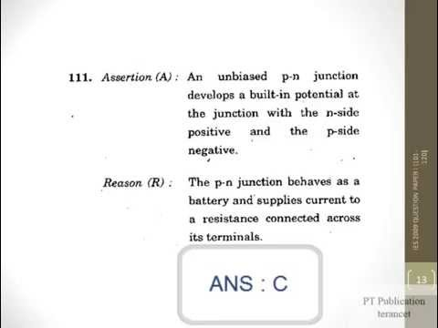 INDAIN ENGINEERING SERVICE EXAMINATION QUESTION AND SOLUTIONS