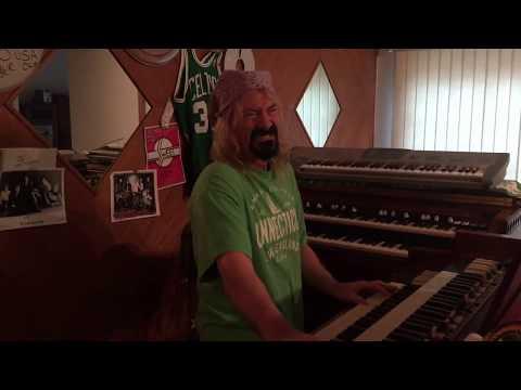 Marcel Goranson Kansas mega fan, White Snake, Deep Purple, Hammond B3, C3