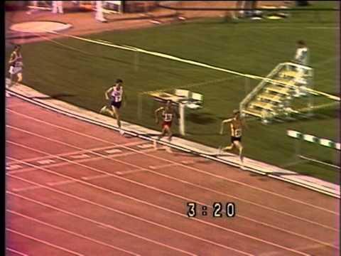 Cram vs.Aouita-1500m WR (HQ), Nice,1985.