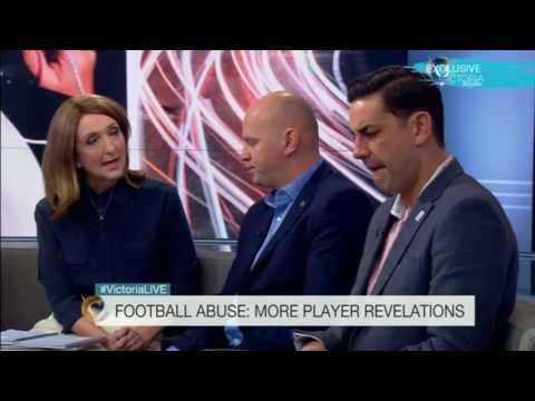 Child sexual abuse in football: more players come forward
