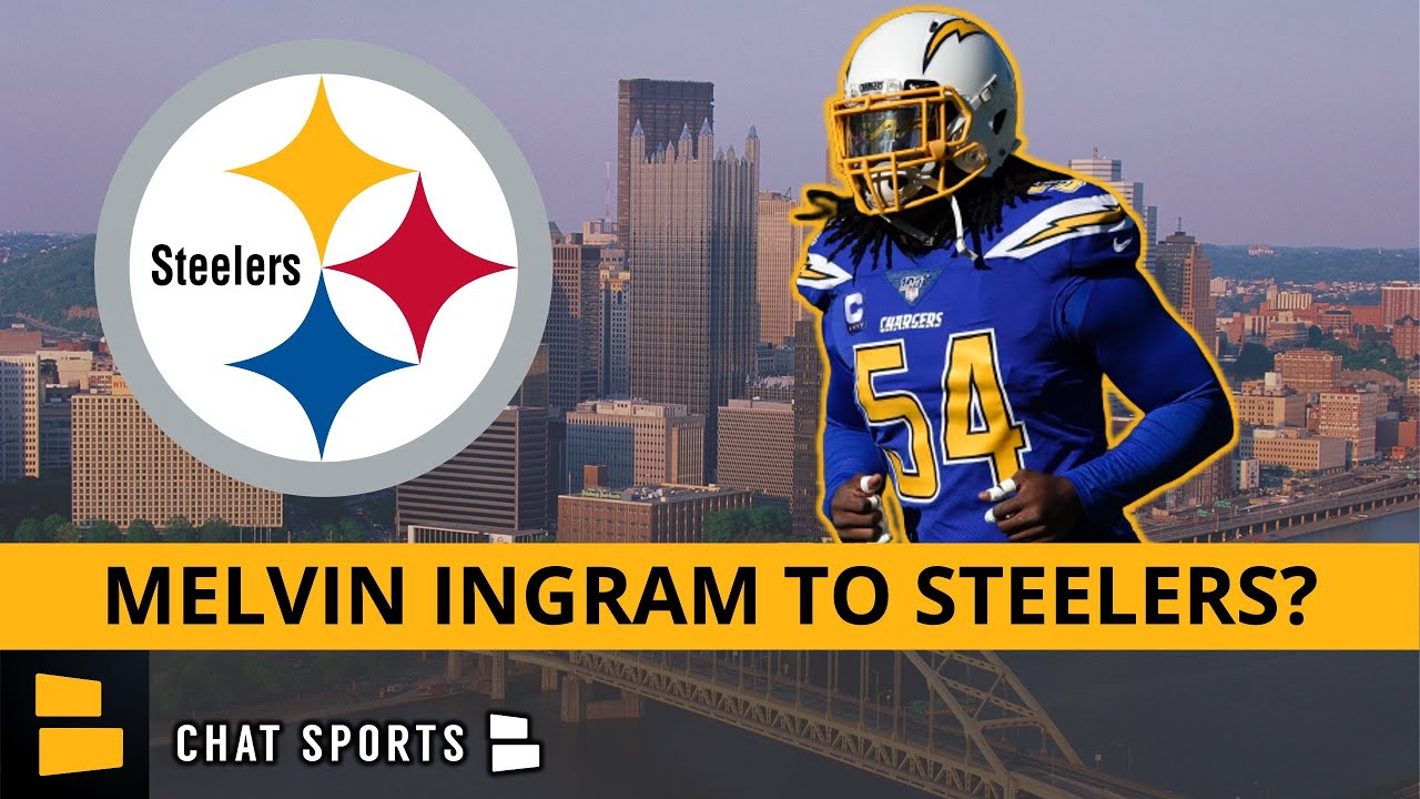 Chargers News: Melvin Ingram is visiting with the Steelers