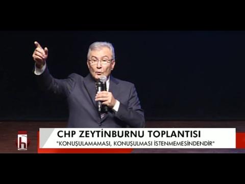 DENİZ BAYKAL  BÜYÜK HAYIR TOPLANTISI 18 ŞUBAT CUMARTESİ
