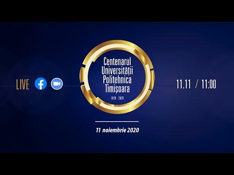 Centenarul Universității Politehnica Timișoara