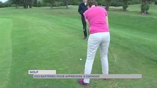 Sports : des initiations au golf dans les Yvelines