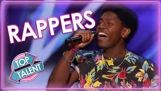 Unexpected Rap/singers Auditions On Got Talent And X Factor | Top Talent