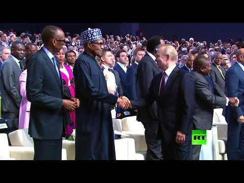بوتين يرحب بالزعماء الأفارقة في سوتشي  - نشر قبل 46 دقيقة