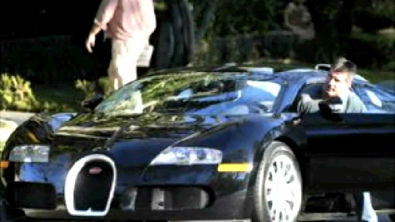 Celebrity cars and exotic cars 2012 what famous people drive part 1