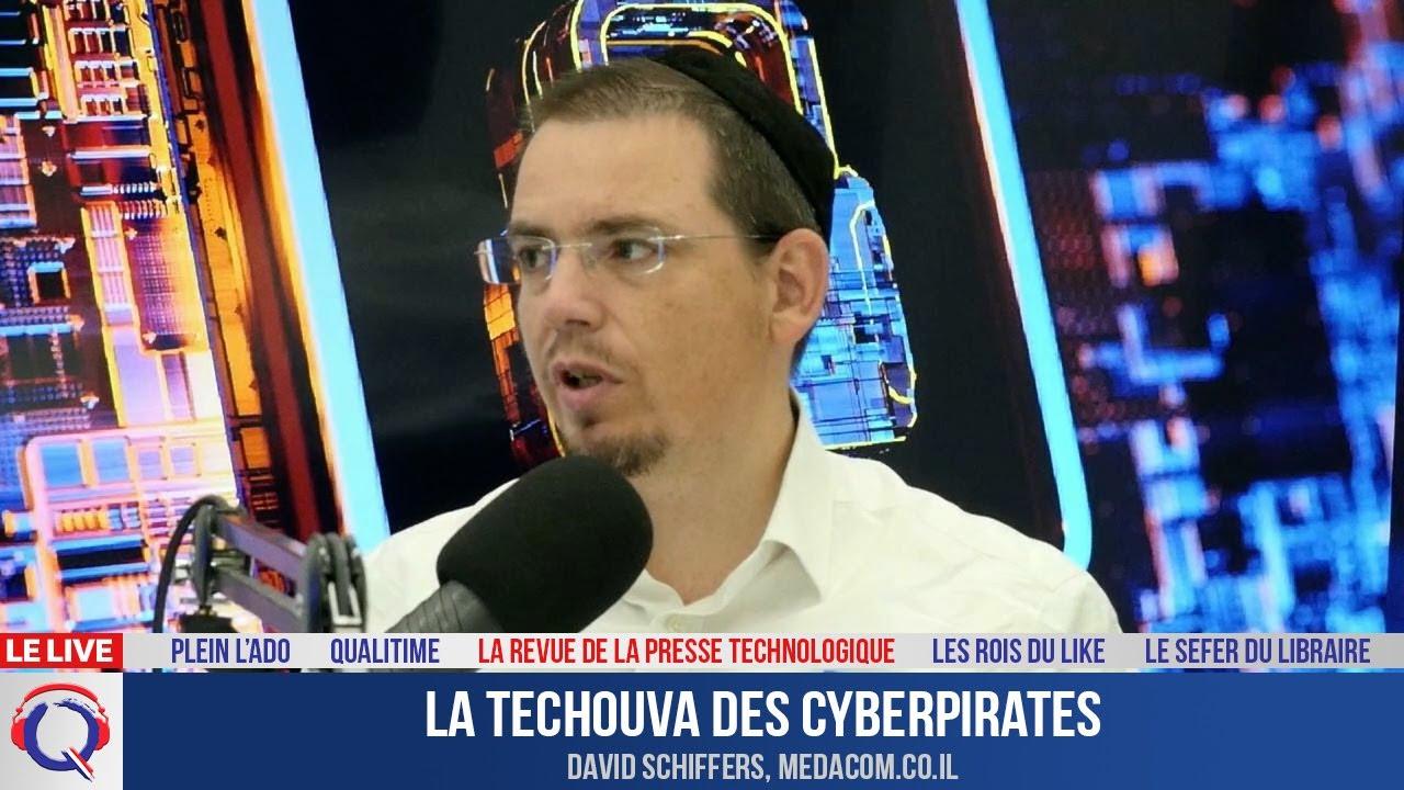 La techouva des cyberpirates - La Revue De La Presse Technologique#19