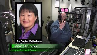 Madison's Kasjiab House Helps Hmong Comm'ty Elders w/ PTSD 09.24.18 John Quinlan and Mai-Zong Vue