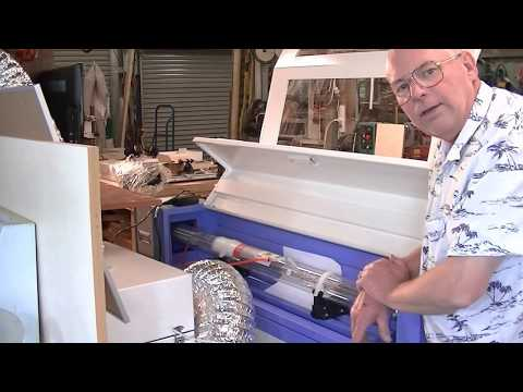 207 An introduction to laser engraving and cutting, what to do  and what NOT to do