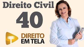Direito Civil - Aula 40 - Pessoa Jurídica - Conceito -  Art. 40 CC