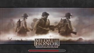 Medal of Honor: Allied Assault - русский цикл. 1 серия.