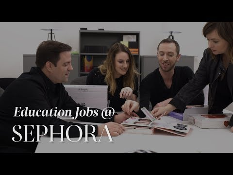 Education and Training Jobs at SEPHORA