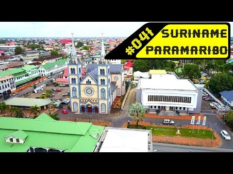 🌎 Paramaribo | Capital do Suriname