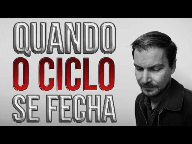 A IMPORTÂNCIA de fechar CICLOS (Vídeo Motivacional)