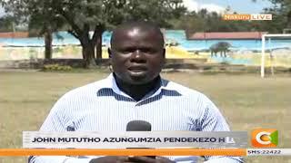Mbunge wa Kibera  atoa pendekezo hilo | Kuhalilishwa kwa bhangi