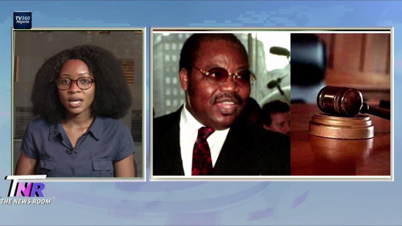 The News Room (3pm) Thursday, January 30, 2020   TV360 Nigeria