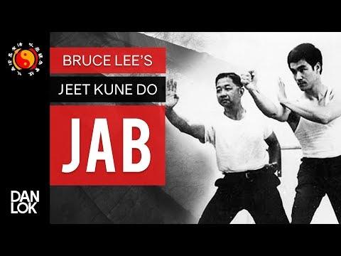 Bruce Lee JKD Jab