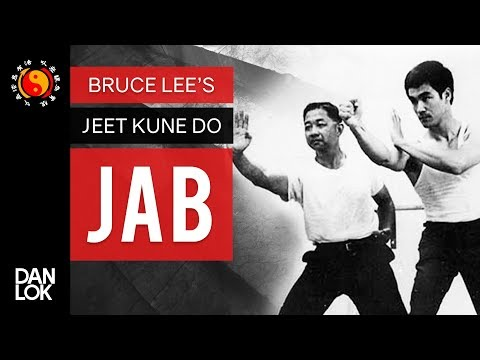 Bruce Lee JKD Jab