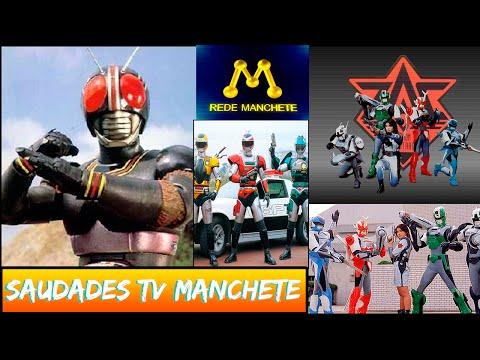 SAUDADES DA TV MANCHETE!!!