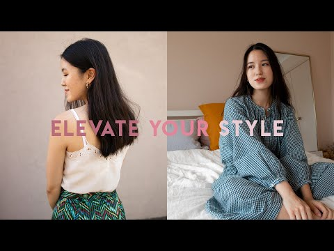 How To Elevate Your Style With Basics