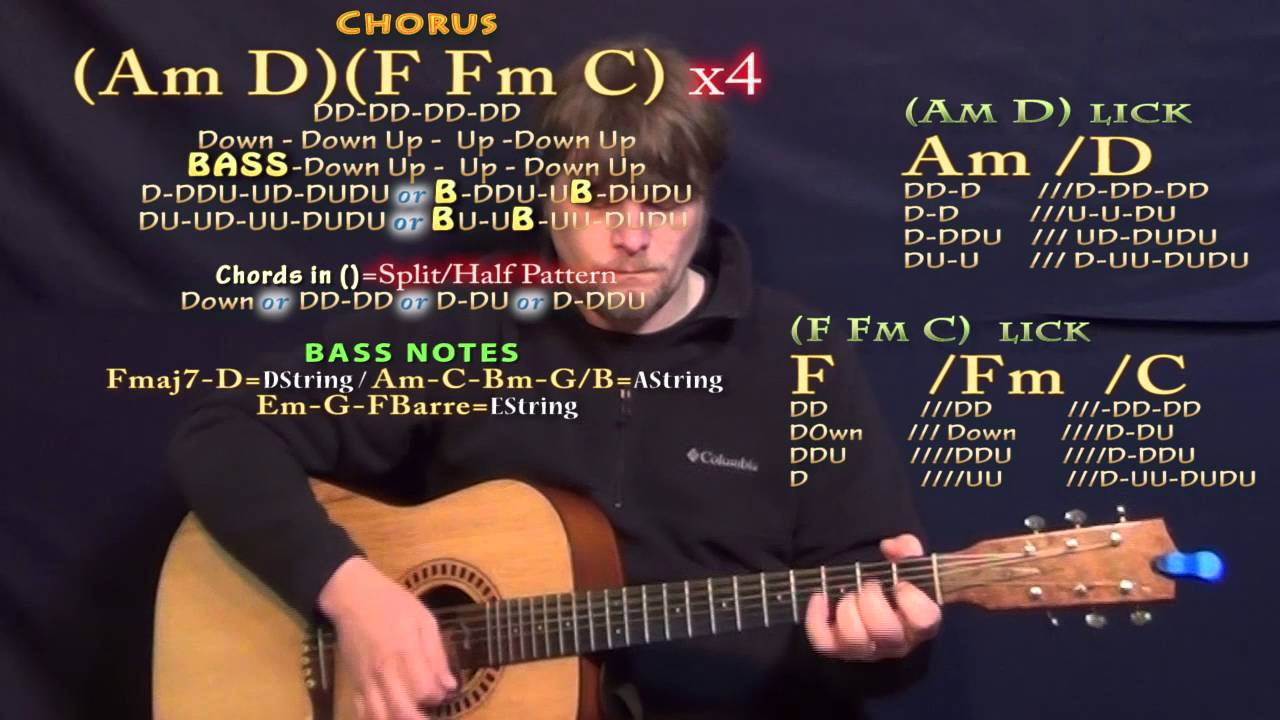 death of a bachelor panic at the disco guitar lesson chord chart youtube. Black Bedroom Furniture Sets. Home Design Ideas