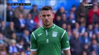 Video Gol Pertandingan Deportivo Alaves vs Leganes