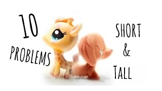 LPS: 10 Problems with Being Short and Tall