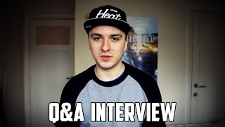 Interview with JustAlexHalford - Q&A #3 Video