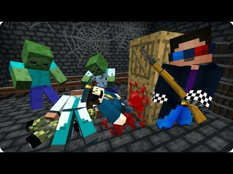 Я так просто не сдамся! [ЧАСТЬ 18] Зомби апокалипсис в майнкрафт! - (Minecraft - Сериал)