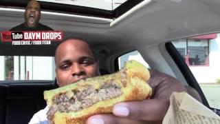 Jake's Wayback Burger - Cheesy Burger
