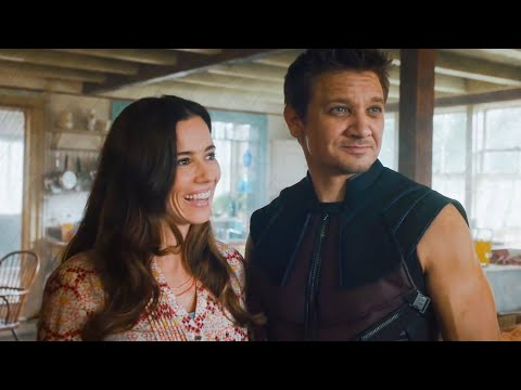 Hawkeye's Family Scene - AVENGERS 2: AGE OF ULTRON (2015) Movie Clip