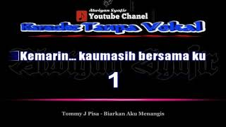 Download Mp3 Karaoke Tommy J Pisa   Biarkan Aku Menangis
