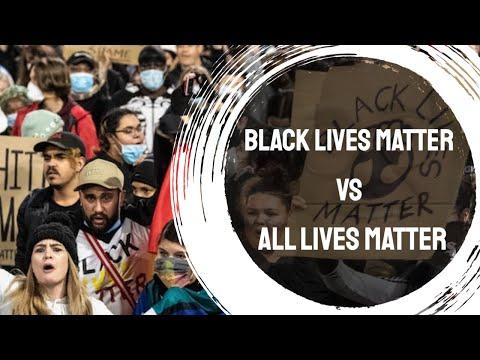 BLACK LIVES MATTER vs ALL LIVES MATTER - In Just A Minute - Episode #24