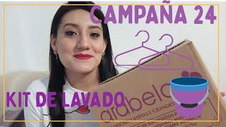 PEDIDO ARABELA CAMPAÑA 24 2020 MÉXICO + KIT DE LAVADO