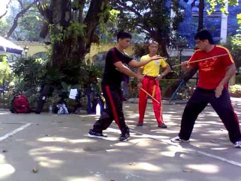 Lapunti Arnis de Abanico Luzon III