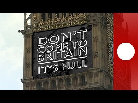 Voulez-vous vraiment immigrer en Grande-Bretagne ? - reporter