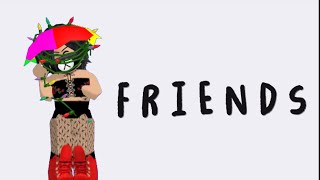 (MMD roblox) Friends
