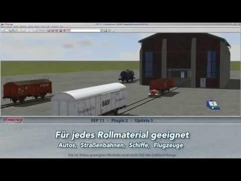 Vorstellung EEP 11: Plugin 2 Update 3 | EEP