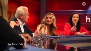 ARD - Hart aber fair - Gendertalk - Sexismus-Vorwurf
