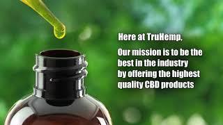 TruHemp CBD Products-Network Marketing Opportunity-Make Money